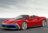Ferrari MM 488 Spider Esterni
