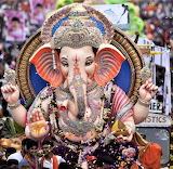 Hindu Ganesh Chaturthi festival