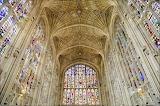 King College Chapel, Cambridge, England