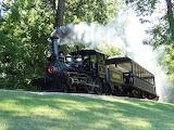 Greenfield Village Edison Train by Dale C Braatz