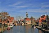 Hindeloopen-Chiesa del ponte-Olanda