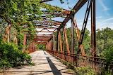 Old Bridge Over Suwanee River
