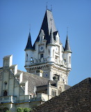 Clock Tower at Krems in Lower Austria