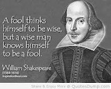 Shakespeare's quotes