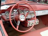1958 Edsel Pacer Convertible Interior