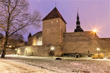 Tallinn Estonia, castle