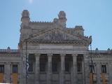 Montevideo, parliament building