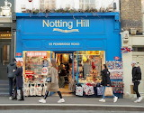 Shop Notting Hill London England