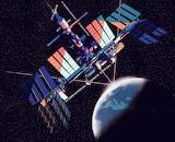 """Space ESA """"ISS 20 Years"""" """"Riccardo Guasco"""" """"© ESA"""""""