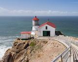 Point Reyes Lighthouse Marin County California
