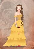 Belle by darkodordevic
