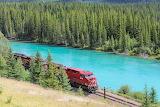 Bow River, Alberta, Canada
