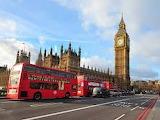 Big Ben & Red Buses