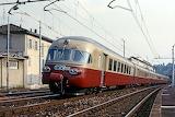 Trans-Europ-Express a Cantù-Cermenate