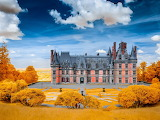 Trevare castle-France