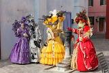 Magnifiques  costumes Venise