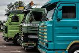 Retro trucks