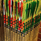 ^ Archery Arrows