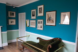 Room in Charles Dickens museum Portsmouth