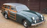 1953 Allard P2 Safari