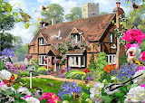 Peony Cottage - Howard Robinson
