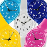 ☺♥ Colorful watches...