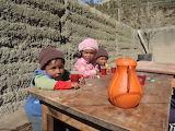 Bolivian children