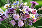 Wiesenblumenstrauss-
