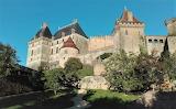 Chateau de Biron - France