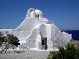 Church Time on Mykonos