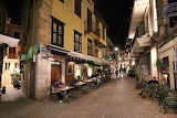 Summer evening in Chania old town