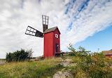 Windmill - Photo by Sofia Ek from Wikimedia Commons
