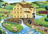 Honey Mill - Art Poulin