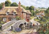 Packhorse Bridge - Terry Harrison