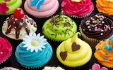 #Rainbow of Cupcakes