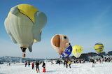 Globus a Ojiya Balloon
