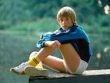 Boy in Puma