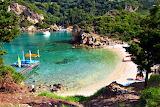 Paleokastritsa Beach Greece