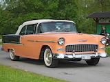 Chevrolet Belair 1955 MOD
