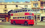 AEC 661T Trolley Bus 1937 Portsmouth Corporation