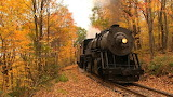 Western-Maryland RR in fall