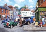 1950's High Street - Kevin Walsh