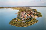 New Warpno Poland Lake Nowarpienskie