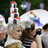 The royal Ascot horse racing, 2012