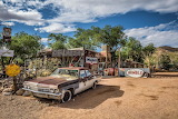 Hackberry General Store, famous stop on the historic Route 66