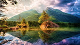 Berchtesgaden National Park, Bavaria, Germany