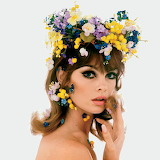 Jean Shrimpton by Bert Stern, Vogue, 1965