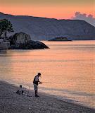 Early morning Fishing Spain