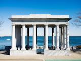 Plymouth Rock Memorial Massachusetts