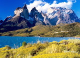 Torres del Paine Southern Andes